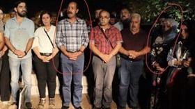 PKK'lı teröristin cenazesine katılan HDP'lilerden küstah açıklama: Soruşturma yok hükmündedir