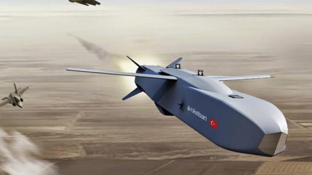 Yerli füze F-35'lerde kullanılacak