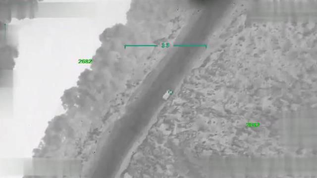 TSK paylaştı... Terör örgütü PKK'nın lojistik sorumlusu böyle havaya uçuruldu