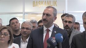 Adalet Bakanı Gül: FETÖ'nün darbe ile doğrudan alakalı olduğuna dair kesin bir delile ulaştık