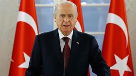 """Devlet Bahçeli'den bedelli askerlik açıklaması: 28 günde """"yaylalar yaylalar"""" türküsünü bile öğrenemezler"""