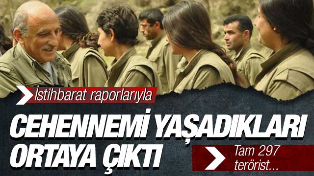 Kadın teröristler dehşeti anlattı: Kod adı Sapık Abbas