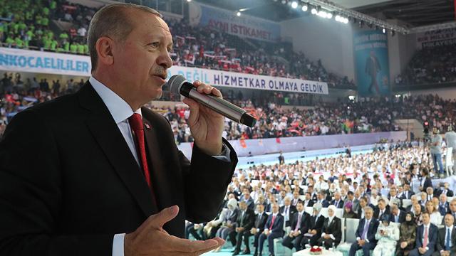 Başkan Erdoğan'ın 'A Takımı' belli oldu