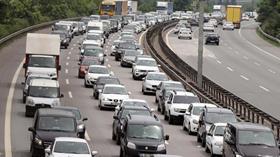 Trafiğe 8 ayda 551 bin 713 araç eklendi