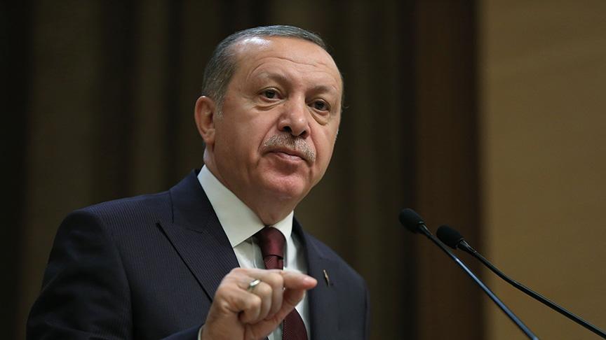 Başkan Erdoğan'dan İş Bankası açıklaması