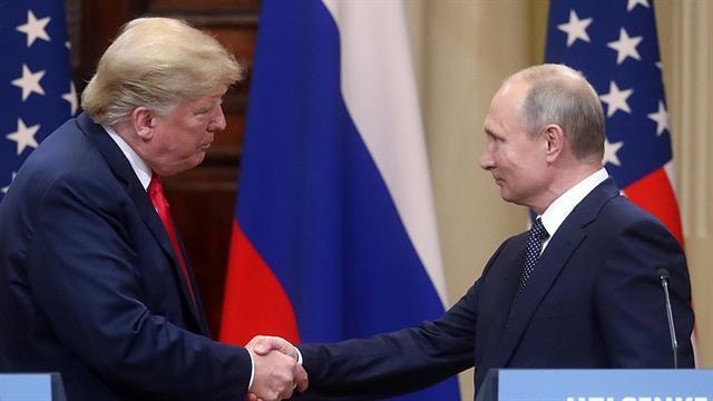Trump: Orta Menzilli Nükleer Kuvvetler Anlaşması'ndan çekileceğiz