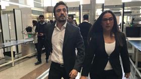 Ahmet Kural, ifade vermek için İstanbul Adliyesi'ne geldi