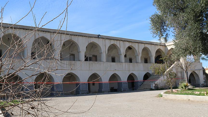 BM'den Kerkük Kalesi ve Osmanlı Kışlası'nın restorasyonuna destek