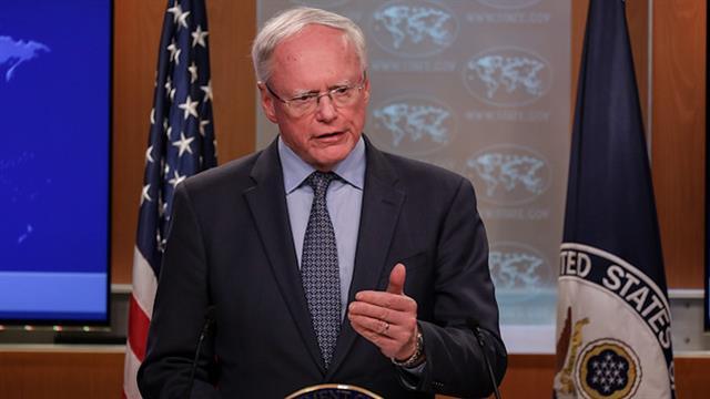 ABD'nin Suriye Özel Temsilcisi James Jeffrey'den PYD/YPG itirafı: PYD PKK'nın Suriye uzantısı