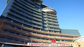 CHP Şanlıurfa il yönetim kurulu üyesi ve kurultay delegeleri toplu olarak partiden istifa etti