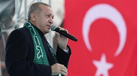 Başkan Erdoğan: Portakal mıdır, mandalina mıdır nedir çıkmış milleti sokağa çağırıyor. Haddini bil