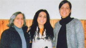 Kandil'in siyasi kanadı HDP'li Gültan, açlık grevine başladı
