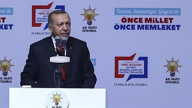 Başkan Erdoğan: Kargayı millet sesinden tanır ile ilgili görsel sonucu