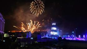 Bulgaristan'ın Filibe kenti, 2019 Avrupa Kültür Başkenti oluşunu görkemli şovla kutladı