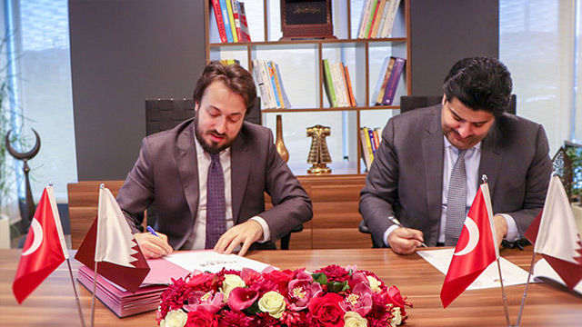 'Türkiye ve Katar arasında iş birliği artarak devam edecek'