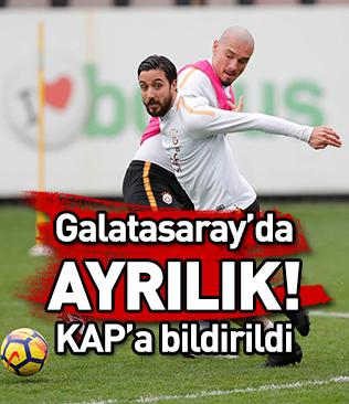 Galatasaray, Tarık Çamdal'ın sözleşmesinin tek taraflı feshedildiğini açıkladı