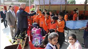 Pakistan'ın Sindh eyaletindeki FETÖ okulları TMV'ye devredildi