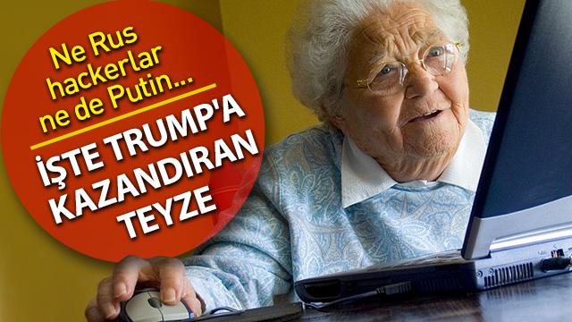 Yalan haber yaymada yaşlılar zirvede