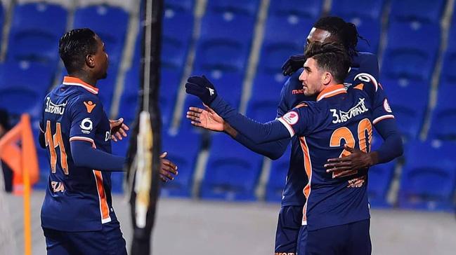 Türkiye Kupası'nda Medipol Başakşehir evinde Hatayspor'u 1-0 mağlup etti