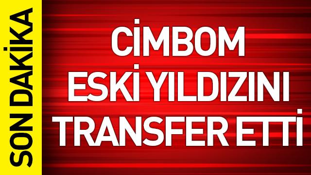 Galatasaray eski yıldızını yeniden transfer etti