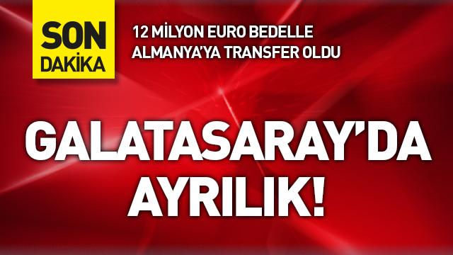 Ozan Kabak, 12 milyon Euro bedelle Stuttgart'a transfer oldu