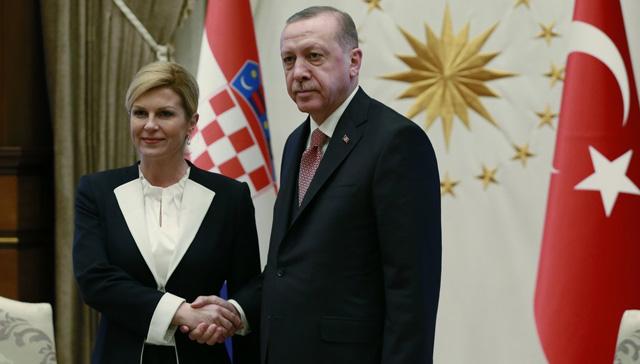Cumhurbaşkanı Erdoğan: DEAŞ ve diğer terör örgütlerini o topraklarda bitireceğiz