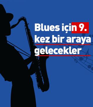 Blues için 9. kez bir araya gelecekler