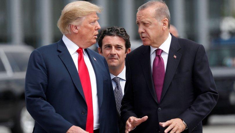 ABD ile yeni dönemde ''Serbest Ticaret Anlaşması'' hedefi