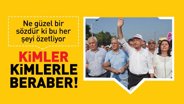 HDP'li Ahmet Türk'ün CHP'ye destek isteği