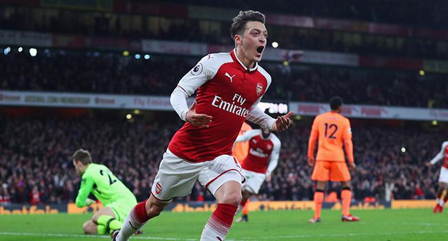 Arsenal, Mesut Özil'in kiralık olarak ayrılmasına izin verdi