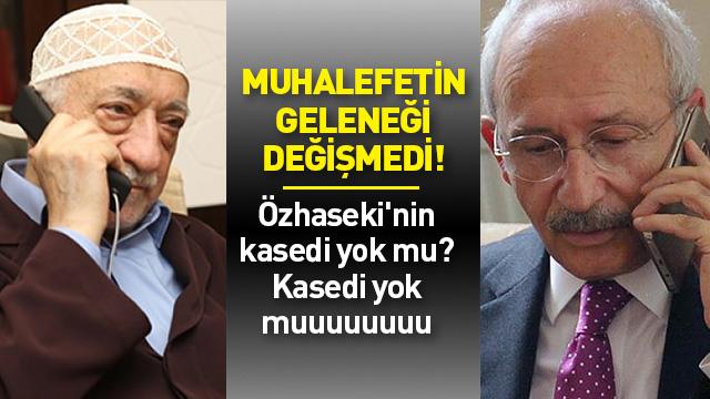 Muhalefetten Özhaseki'yle ilgili çirkin siyaset!