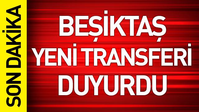 Beşiktaş, Muhayer Oktay'ı resmen açıkladı