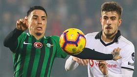 Akhisarspor, Beşiktaş maçına toplam 13 yabancı futbolcuyla çıkarak kural hatası yaptı
