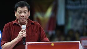 Filipinler Devlet Başkanı Duterte: Evet oyu kullanın