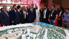 Soylu'dan 'Turkey Expo by Qatar' fuarına ziyaret