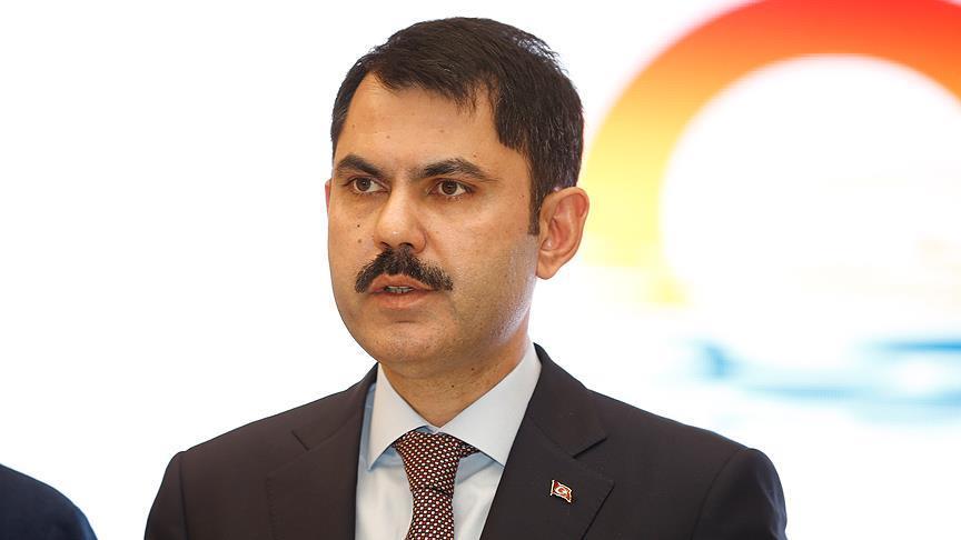 Bakan Kurum: Türkiye Emlak Katılım Bankasının tekrar faaliyete başlaması için çalışıyoruz