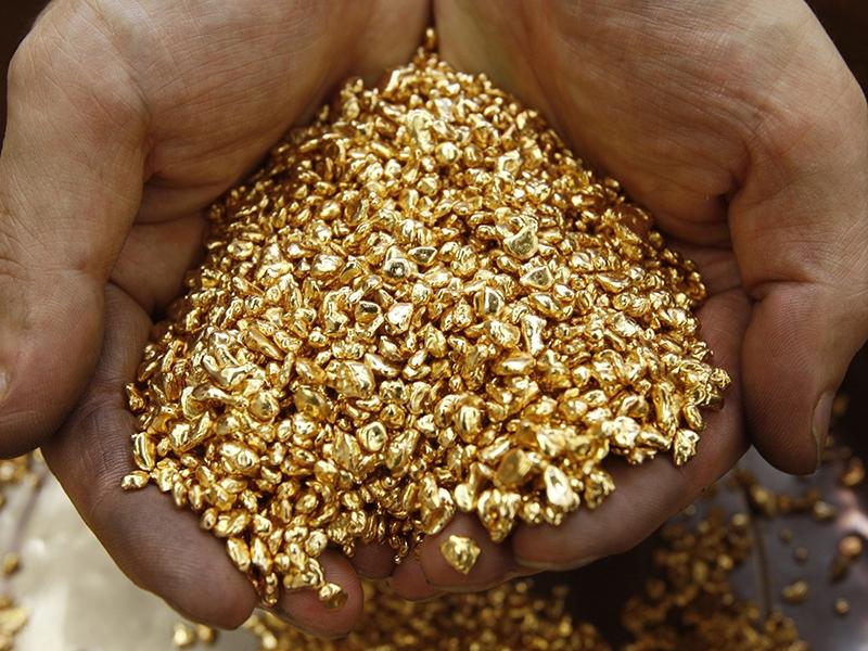 Altın üretimi 2018'de yüzde 20 arttı