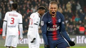 PSG evinde Guingamp'ı 9-0 gibi sansasyonel bir skorla mağlup etti