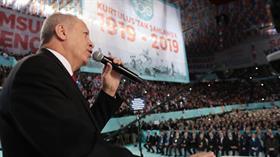 Başkan Erdoğan Samsun'a çıktı