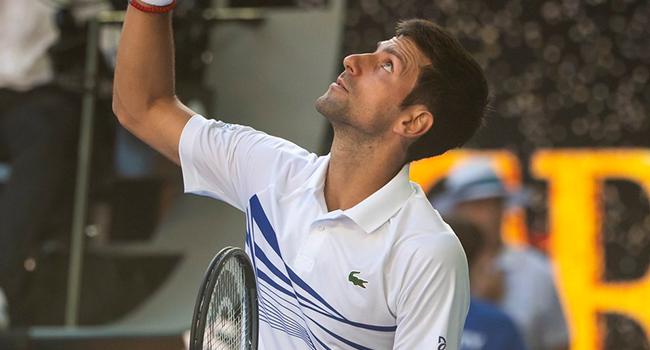 Novak Djokovic, Avustralya Açık'ta son 16'da