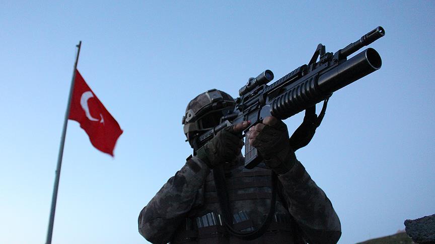 'Agit' kod adlı PKK'lı terörist Trabzon'da yakalandı