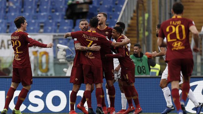 Cengiz Ünder'in sakatlandığı maçta Roma, Torino'yu 3-2 mağlup etti