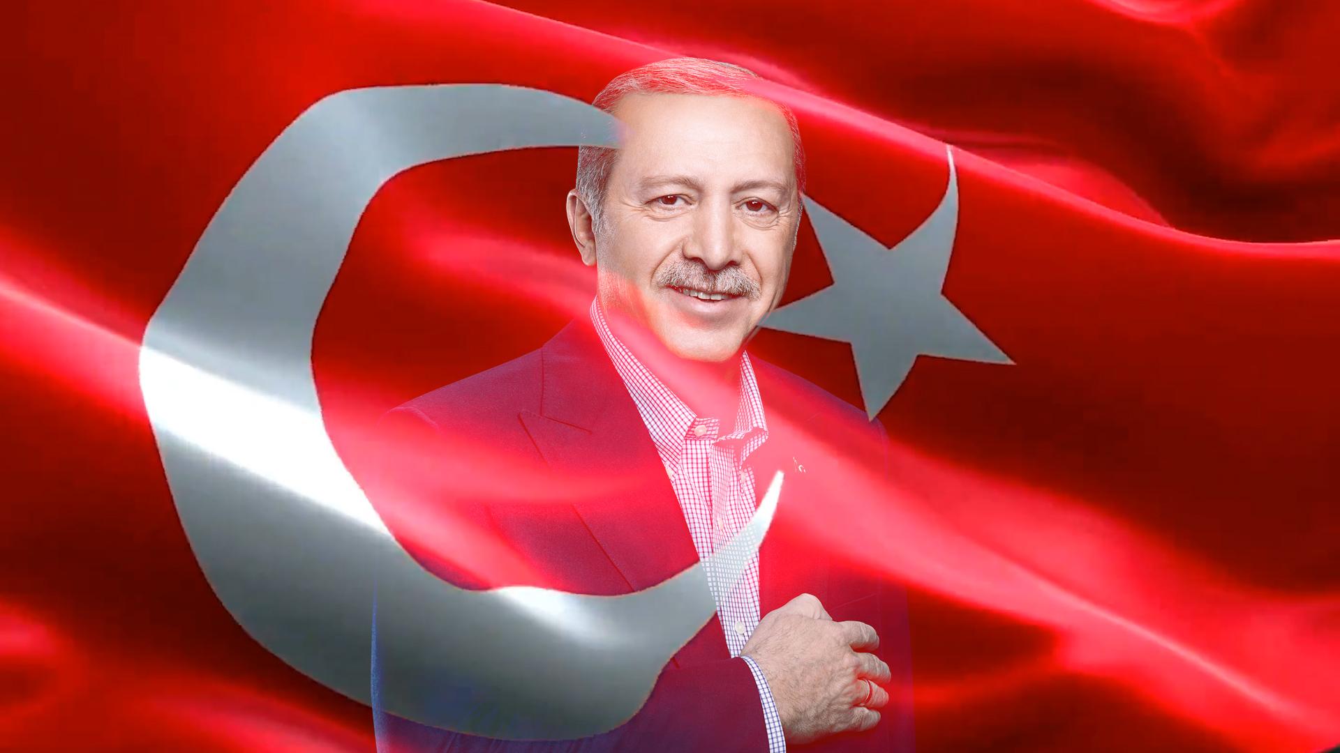 Cumhurbaşkanı Erdoğan için hazırlanan muhteşem klip: Lider