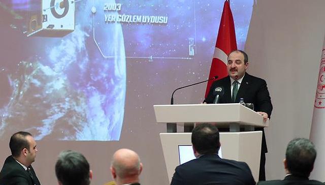 Bakan Varank: Türkiye Uzay Ajansının merkezi Ankara'da olacak