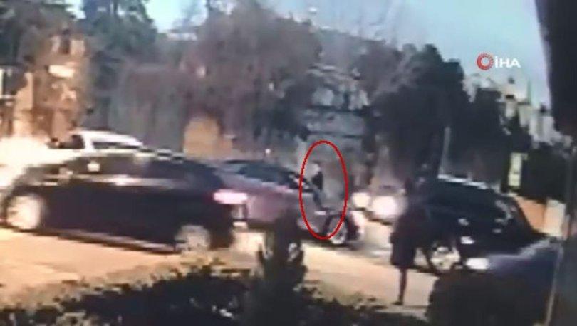 Lüks cipteki cinayetin görüntüleri ortaya çıktı