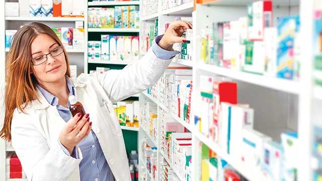 Fırsatçılar ilaç saklıyor