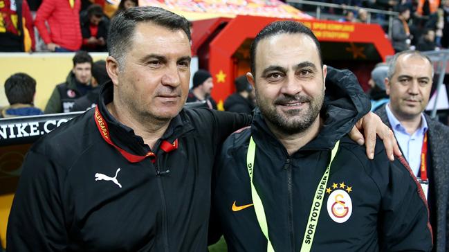 Hasan Şaş'tan transfer müjdesi: Forvet bölgesine 2 oyuncu istiyoruz