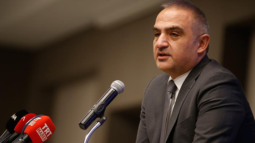 Kültür ve Turizm Bakanı Ersoy: Turizm Geliştirme Fonu'nu bu yıl hayata geçireceğiz