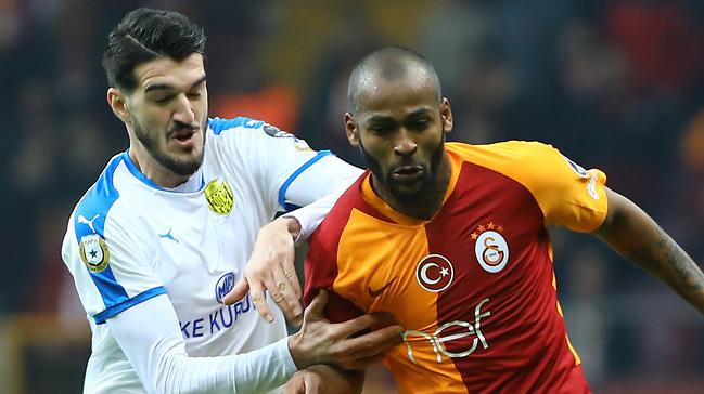 Marcao: Galatasaray'da olduğum için çok mutluyum