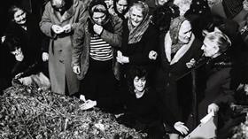 """Azerbaycan'da """"Kanlı Ocak"""" katliamının kurbanları anıldı"""